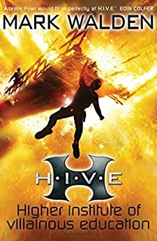 H.I.V.E. (Higher Institute of Villainous Education) - фото 4723