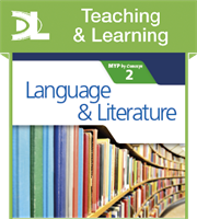 Language and Literature for the IB MYP 2 Teaching & Learning Resource