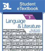 Language and Literature for the IB MYP 3 Student eTextbook (1 Year Subscription)