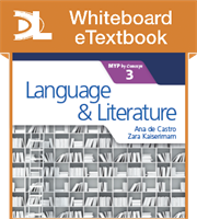 Language and Literature for the IB MYP 3 Whiteboard eTextbook