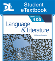 Language and Literature for the IB MYP 4 & 5 Student eTextbook (1 Year Subscription)