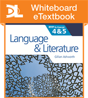 Language and Literature for the IB MYP 4 & 5 Whiteboard eTextbook