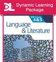 Language and Literature for the IB MYP 4 & 5 Dynamic Learning Package