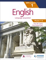 English for the IB MYP 1 Student Book