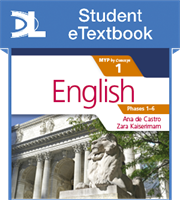 English for the IB MYP 1 Student eTextbook (1 Year Subscription)