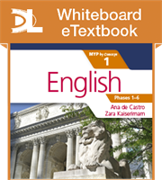 English for the IB MYP 1 Whiteboard eTextbook