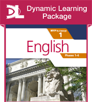 English for the IB MYP 1 Dynamic Learning package