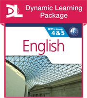 English for the IB MYP 4 & 5 Dynamic Learning Package