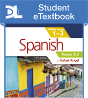 Spanish for the IB MYP 1-3 Phases 1-2 Student eTextbook (1 Year Subscription)