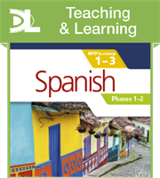 Spanish for the IB MYP 1-3 Phases 1-2 Teaching & Learning Resource