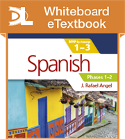 Spanish for the IB MYP 1-3 Phases 1-2 Whiteboard eTextbook
