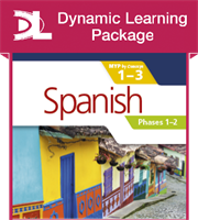Spanish for the IB MYP 1-3 Phases 1-2 Dynamic Learning Package