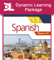 Spanish for the IB MYP 1-3 Phases 3-4 Dynamic Learning Package