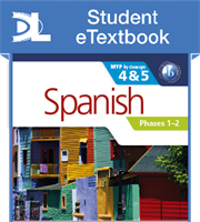 Spanish for the IB MYP 4&5 Phases 1-2 Student eTextbook (1 Year Subscription)