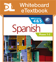 Spanish for the IB MYP 4&5 Phases 1-2 Whiteboard eTextbook
