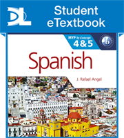 Spanish for the IB MYP 4 & 5 (Phases 3-5) Student eTextbook (1 Year Subscription)