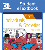 Individuals and Societies for the IB MYP 1 Student eTextbook: by Concept (1 Year Subscription)