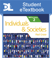 Individuals and Societies for the IB MYP 2 Student eTextbook (1 Year Subscription)