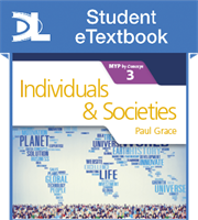 Individuals and Societies for the IB MYP 3 Student eTextbook: by Concept (1 Year Subscription)