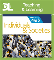 Individuals and societies for the IB MYP 4&5: by Concept Teaching and Learning Resources
