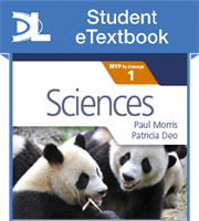 Sciences for the IB MYP 1 Student eTextbook (1 Year Subscription)