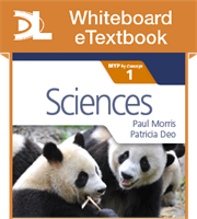 Sciences for the IB MYP 1 Whiteboard eTextbook