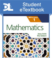 Mathematics for the IB MYP 1 Student eTextbook (1 Year Subscription)
