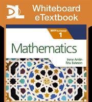 Mathematics for the IB MYP 1 Whiteboard eTextbook