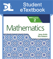 Mathematics for the IB MYP 2 Student eTextbook (1 Year Subscription)
