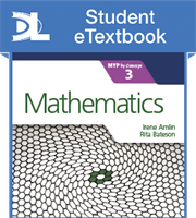 Mathematics for the IB MYP 3 Student eTextbook (1 Year Subscription)
