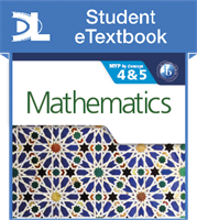 Mathematics for the IB MYP 4 & 5 Student eTextbook (1 Year Subscription)