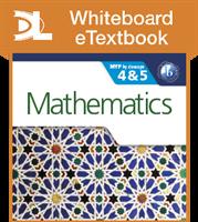 Mathematics for the IB MYP 4 & 5 Whiteboard eTextbook