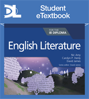 English Literature for the Ib Diploma Student eTextbook (1 Year Subscription)