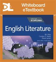 English Literature for the Ib Diploma Whiteboard eTextbook