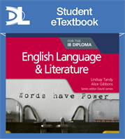 English Language and Literature for the IB Diploma Student eTextbook (1 Year Subscription)