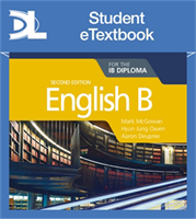 English B for the IB Diploma Student eTextbook (1 Year Subscription)