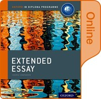 Extended Essay Online Course Book