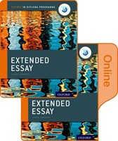 Extended Essay Print And Online Course Book Pack