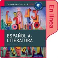 Espanol A: Literatura, Libro Del Alumno Digital En Linea