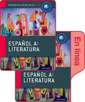 Espanol A: Literatura, Libro Del Alumno Conjunto Libro Impreso Y Digital En Linea