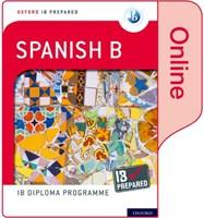 Ib Prepared: Spanish B (online)