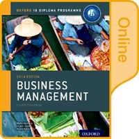Ib Business Management Online Course Book