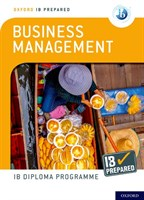 Ib Prep:Business Management Bk/wl