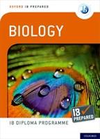 Ib Dp:Prep:Biology Guide Bk/wl