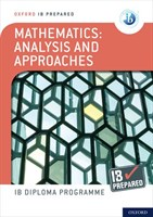 Ib Prep:Math Analysis & Appr Bk/wl