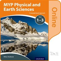 Myp Physical And Earth Sciences: A Concept Based Approach: Online Student Book