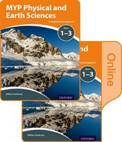 Myp Physical And Earth Sciences: A Concept Based Approach: Print And Online Pack