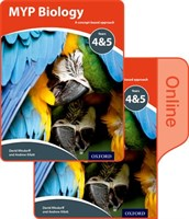 Myp Biology: A Concept Based Approach: Print And Online Pack