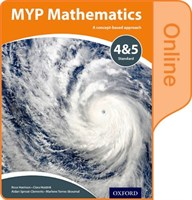 Myp Mathematics 4 & 5 Standard: Online Course Book