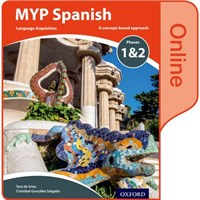 Myp Spanish: Language Acquisition Phases 1-2: Online Course Book